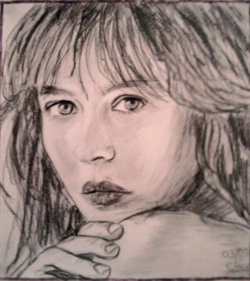 Sophie Marceau por Clara91